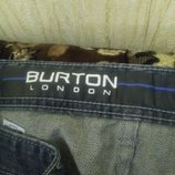 Бриджи мужские джинсовые, талия 110, в состоянии новых