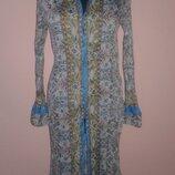 Пляжное платье -рубашка р. 42-44