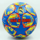 Мяч футбольный 5 гриппи Real Madrid 0114 PVC, сшит вручную