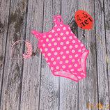 Фирменный купальник Primark для девочки 4-5 лет. 104-110 см