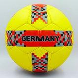 Мяч футбольный 5 гриппи Germany 0124 PVC, сшит вручную
