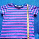 Футболка, футболка, для девочки, на девочку, 9-12 мес.
