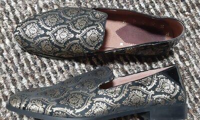 Крутые стильные мужские туфли House of Hounds, р. 44