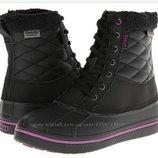 Ботинки Крокс. All Cast Duck Boot Crocs. W4- 21 см