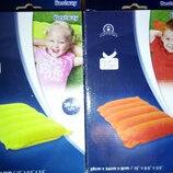 Подушка , покрытие флок с одной стороны