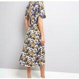 Цветочное платье New Look