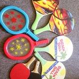 Ракетки для тенниса, beach ball, inesis