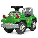 Джип 553 каталка толокар машинка детская Jeep