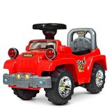 Акция Джип 553 каталка толокар машинка детская Jeep