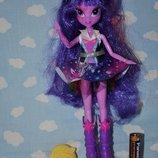 my little pony equestria girls singing twilight sparkle doll литл пони лошадка оригинал хасбро Твайл