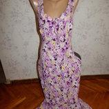 сарафан вискозный летний стильный модный р16 Per Una