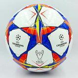 Мяч футзальный 4 Champions League Final Madrid 0099 PU, сшит вручную