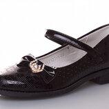 Красивые стильные туфли Бантик