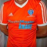 Стильная фирменная спортивная футбольная футболка Adidas.м