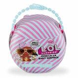 L.O.L. Surprise S6 Кукла пупс модные сестрички Мини-Дива 562481 Ooh La La Baby Surprise Lil D.J. Pu