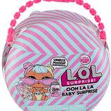 L.O.L. Surprise S6 Кукла модные сестрички Беби Бон-Бон 562498 Ooh La La Baby Surprise Lil Bon bon
