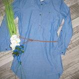 Платье рубашка Logg H&M рост 152см возраст 11-12 лет - смотрите замеры