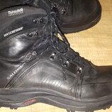 44р-28 см кожа ботинки зима Salomon contagrip