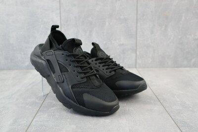 Кроссовки мужские Nike Huarache black