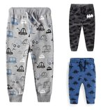 Детские спортивные штаны для мальчика трикотажные штаны на мальчика спорт 540154