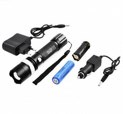 Фонарик ручной аккумуляторный BL-8626