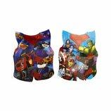 Жилет надувной Супергерои арт. LA17001-1 в пакете 40 см