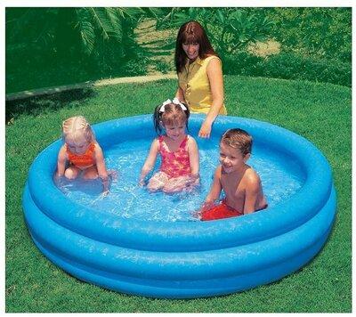 Детский Бассейн 58426. Дитячий басейн. Надувной бассейн. Надувний басейн.