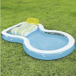 Детский Бассейн 54168 Bestway Бествей . Дитячий басейн. Надувной бассейн. Надувний басейн.