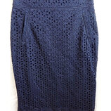 Юбка-Карандаш 100% хлопок шитье от Marks&Spencer