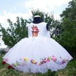 Пышное нарядное детское платье Miss M