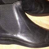 42 Stonefly ботинки стильные мужские кожа