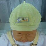 продам котоновую шапочку на новорожденного