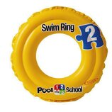 Круг надувной Intex 58231 Swim Ring Pool School 2, 3-6 лет