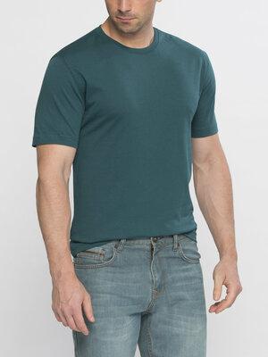 Мужская футболка Lc Waikiki / Лс Вайкики цвета морской волны
