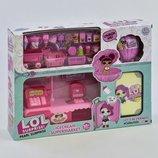Супермаркет - набор Кукла Лол Вв905