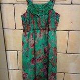 Платье девичье лето рост 152