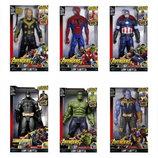 Фигурки Героев Марвел Marvel Аквамен,черная Пантера,танос,тор,человек Паук,веном,флеш,халк