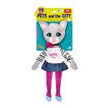 Мягкая игрушка Кошка Сьюзетт 45 см Fancy