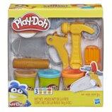 Игровой набор Плей-До HASBRO Сад или Инструменты E3342 E3565 пластилин Play Doh тесто