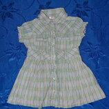 Платье, платьице на лето фирмы early days плаття, сукня на дівчинку