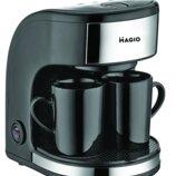 Капельная кофеварка Magio 2 чашки в комплекте