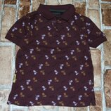 хлопковая поло футболка 5 лет TU большой выбор одежды