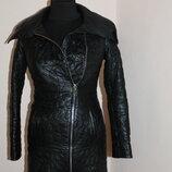 Шикарне пальто з лайки Pelle