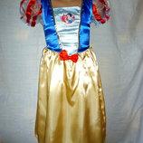 платье Белоснежки на 3-4 года