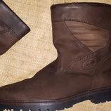 р 13-31/5 см кожа зима ботинки Fretz Men Швейцария