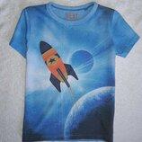 футболка Next на 4-5 лет в идеальном состоянии