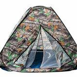 Палатка туристическая автомат 3- местная