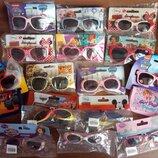 Детские солнцезащитные очки Дисней Минни Маус Щенячий партруль Скай Тачки Мики маус София принцессы