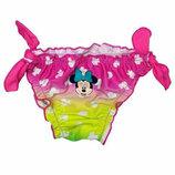 Яркие плавки Disney baby для девочки р.74 на 12 мес