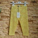 Ажурные капри/шорты/бриджи Gaialuna Италия на 8 лет размер 130